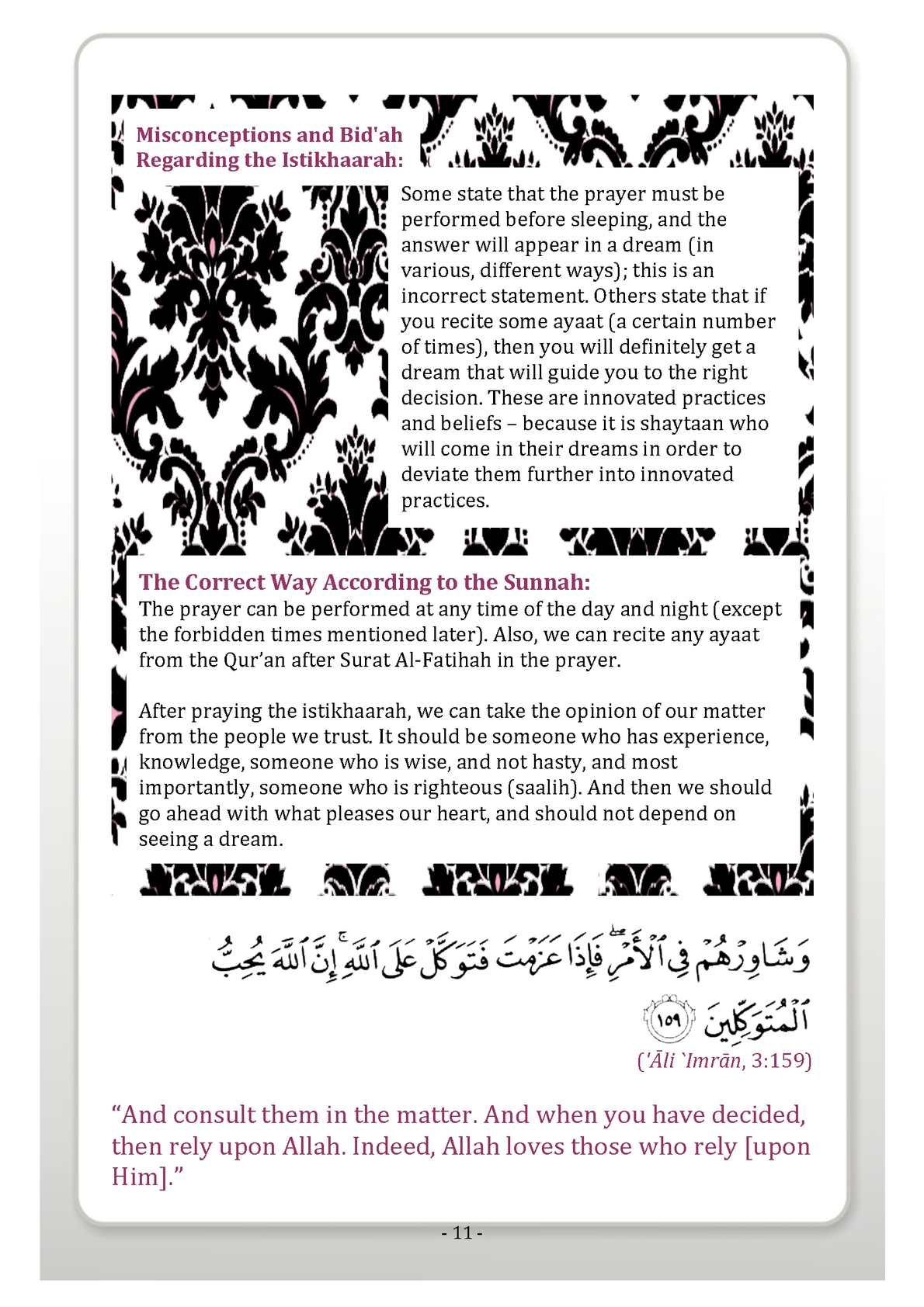 Salaatul Istikhaarah - CALAMEO Downloader