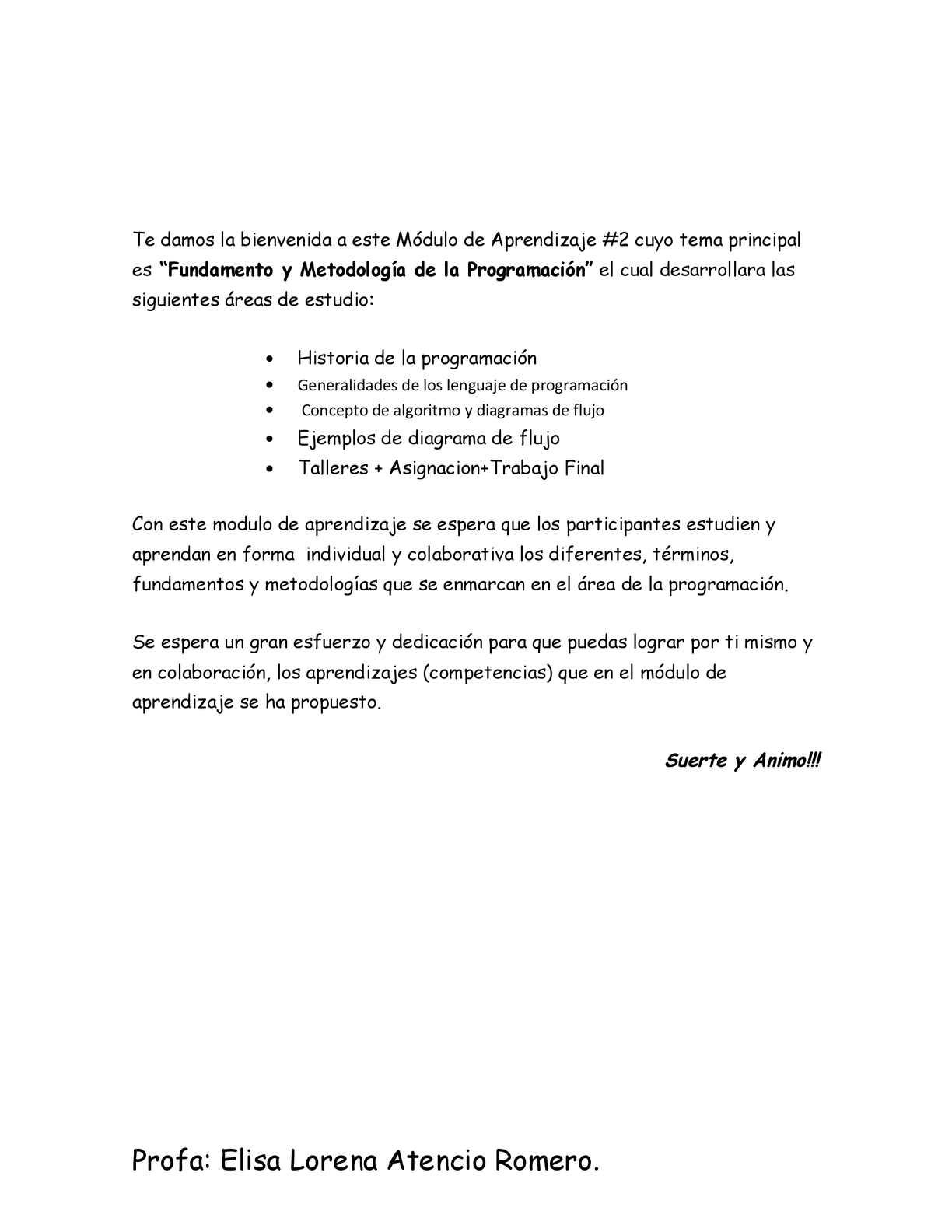 Calaméo Modulo Presencial Por Elisa Atencio Eva 11