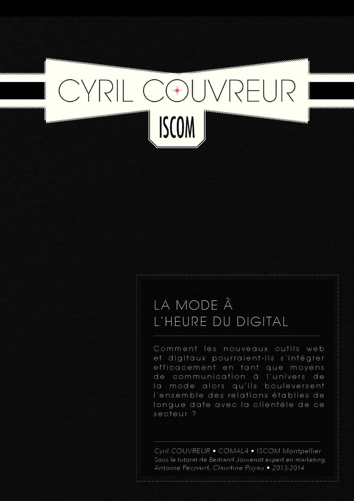 e2e1c6ffc16 Calaméo - La Mode à l heure du Digital - Cyril Couvreur
