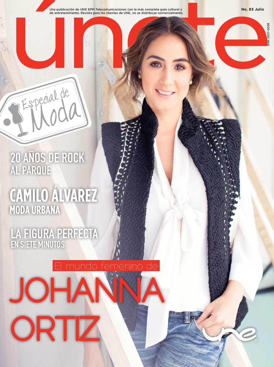 Calaméo - Edición 83   Julio 2014 - Revista Únete be6ef4d82e69