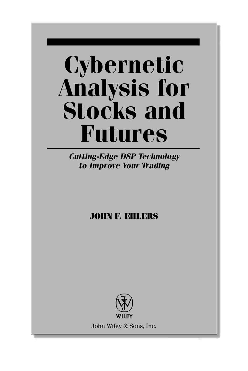 Cybernetic Trading Strategies ( edition) | Open Library