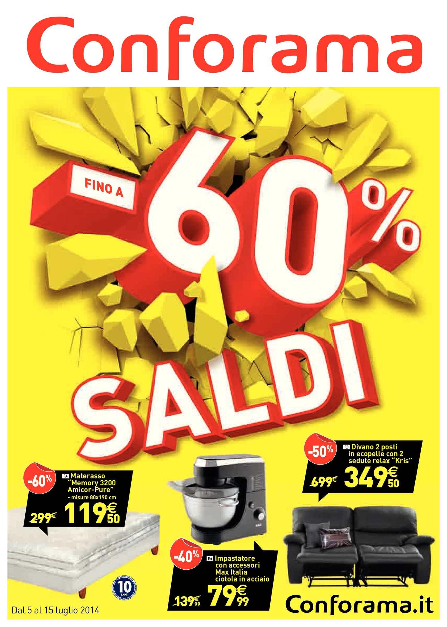 save off a4801 0e75a Calaméo - Volantino Conforama 5-15lug