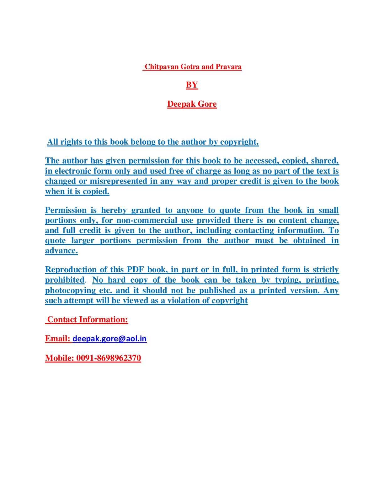 Calaméo - Chitpavan-Gotra-Pravara 1 3-secured