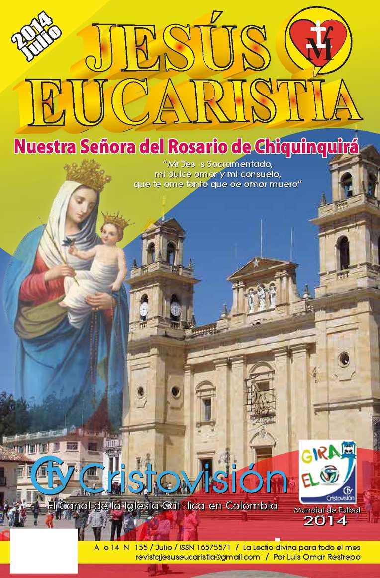 Calaméo - REVISTA JESÚS EUCARISTÍA - JULIO 92de270ad33