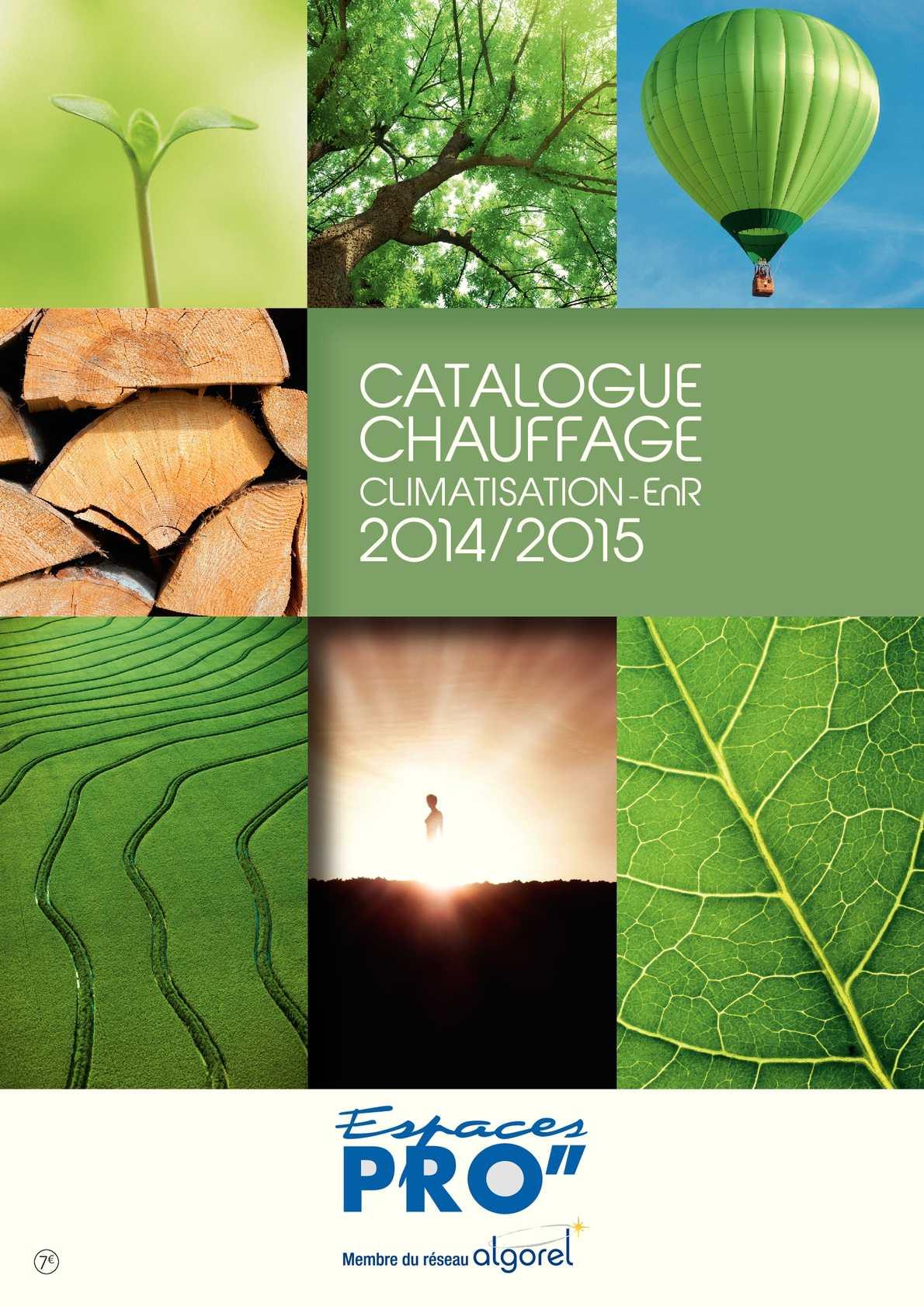 Calameo Catalogue Chauffage 2014