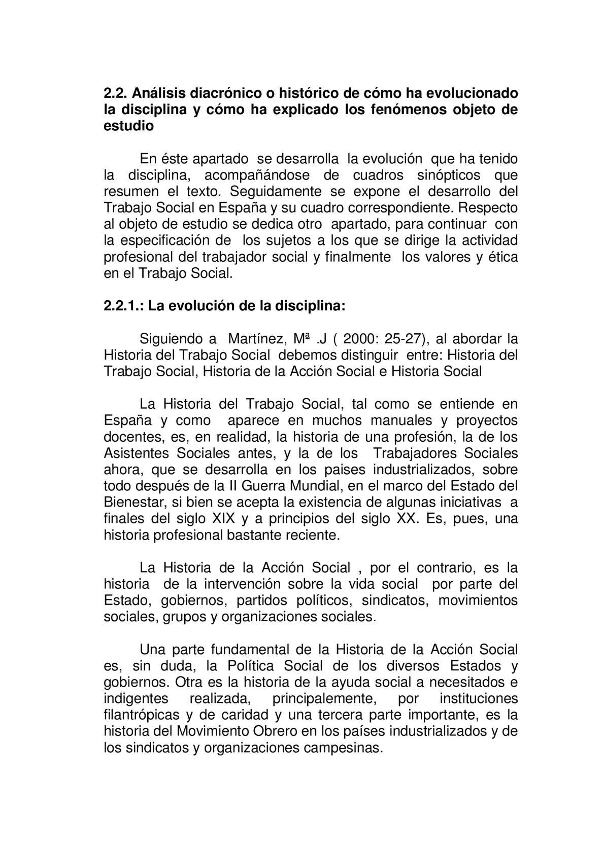 Calaméo - ANÁLISIS HISTÓRICO DE LA PROFESIÓN DE TRABAJO SOCIAL