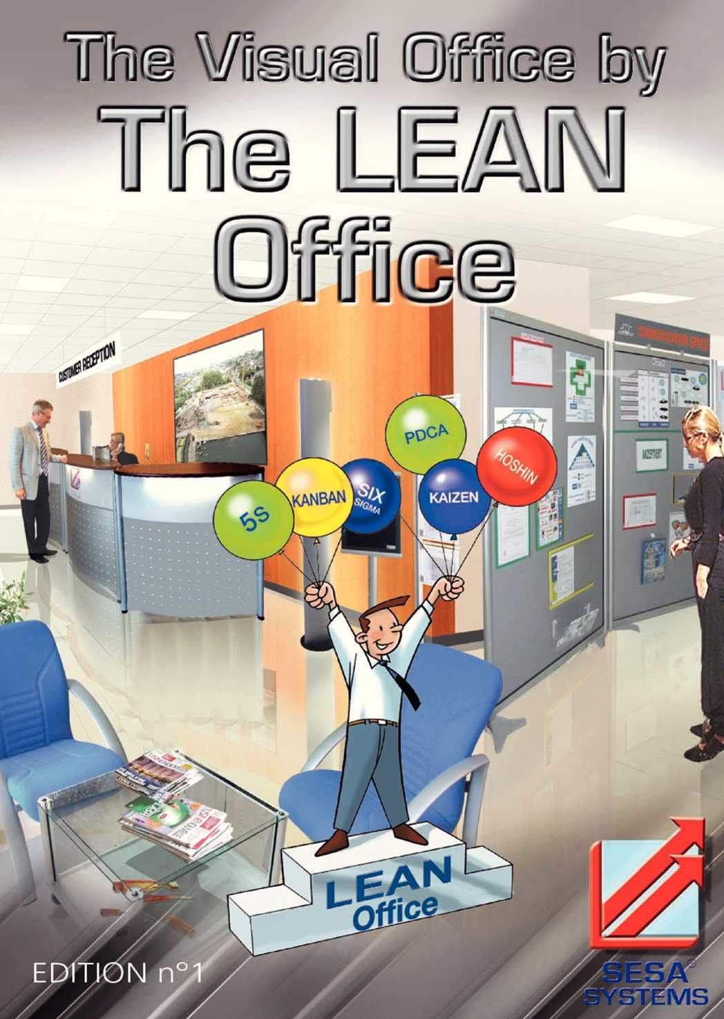 Customer Experience Management >> Calaméo - Sesa Systems - Lean Office