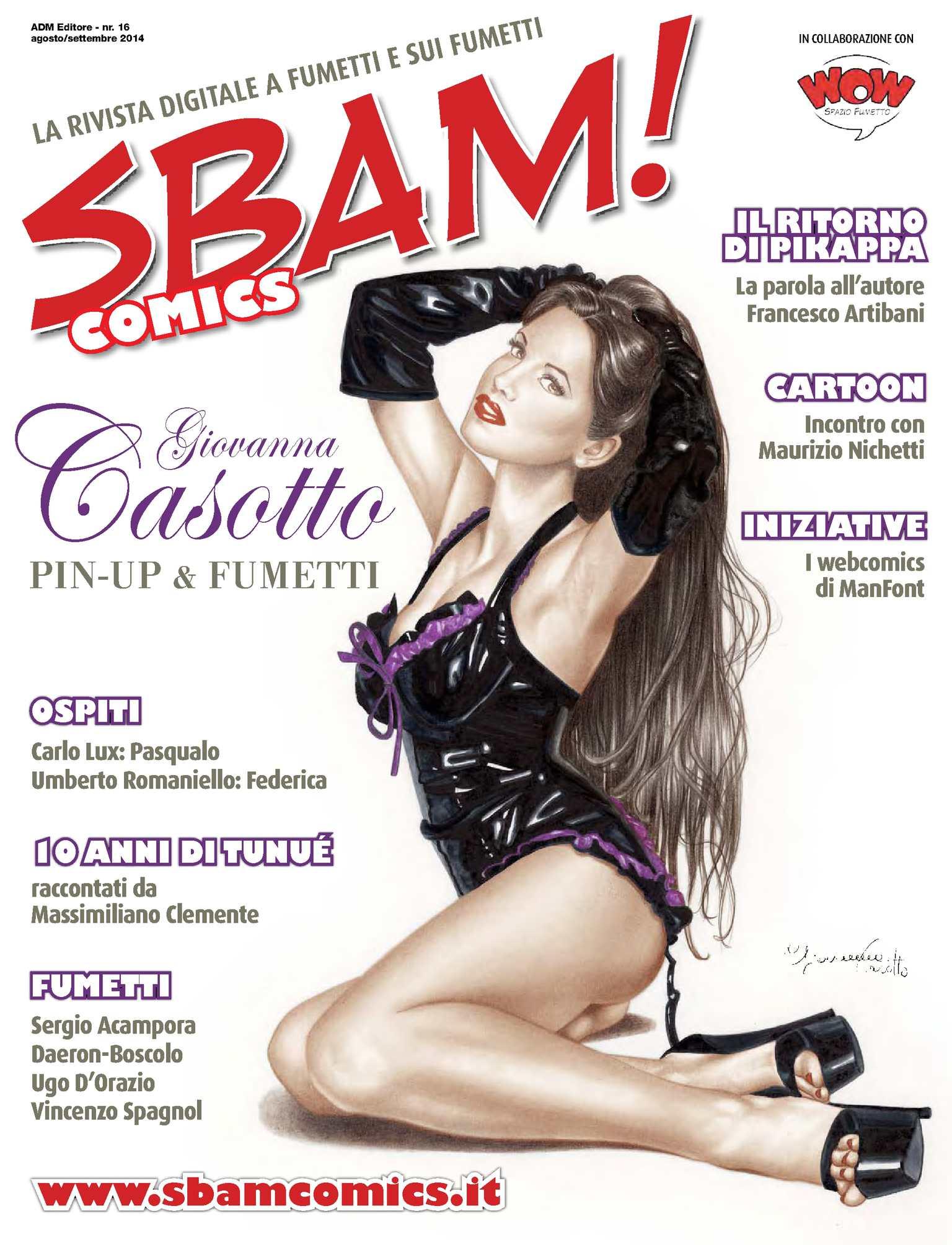 Calaméo - Sbam! Comics nr16 d8b81972e5ee