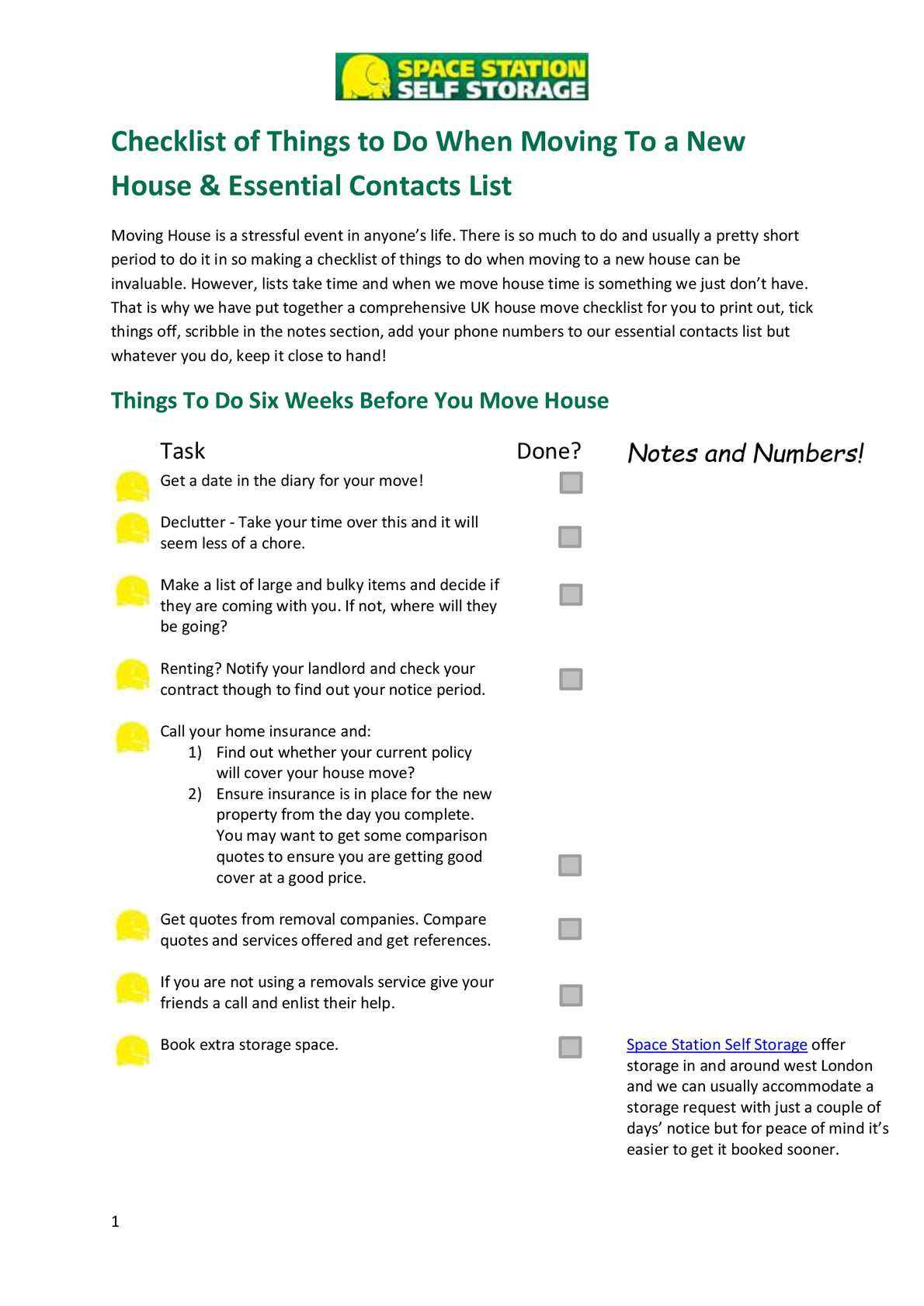 Calameo Checklist Of Things To Do When Moving To A New House,Appetizers Finger Food Party Food Ideas