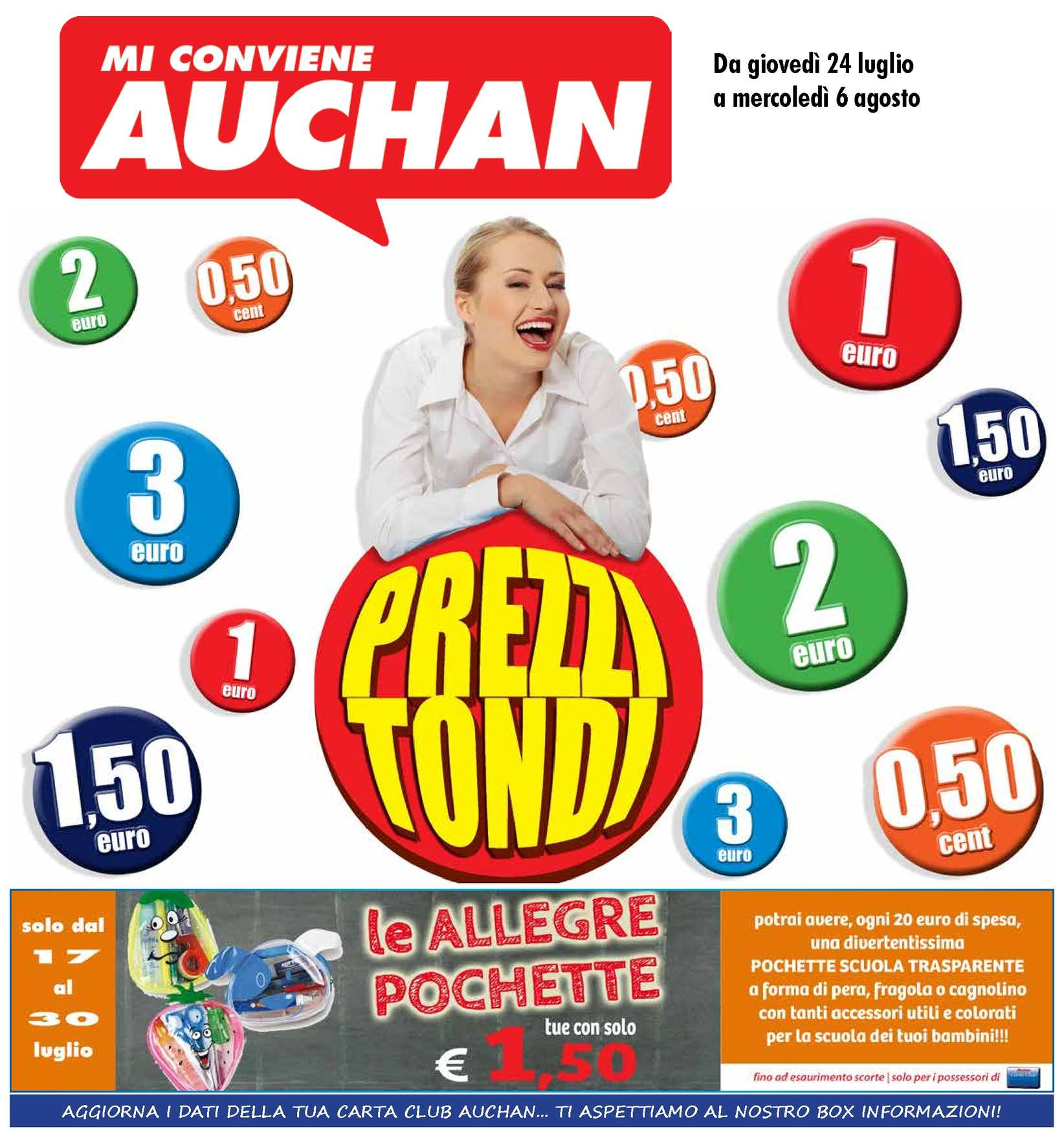 Divano Letto Gonfiabile Auchan.Calameo Volantino Auchan Calabria 24lug 6ago