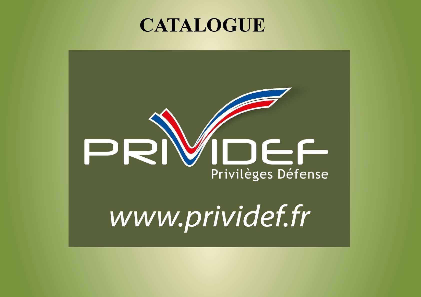 Calaméo - Prividef Présentation Catalogue c88c0e42a8f3