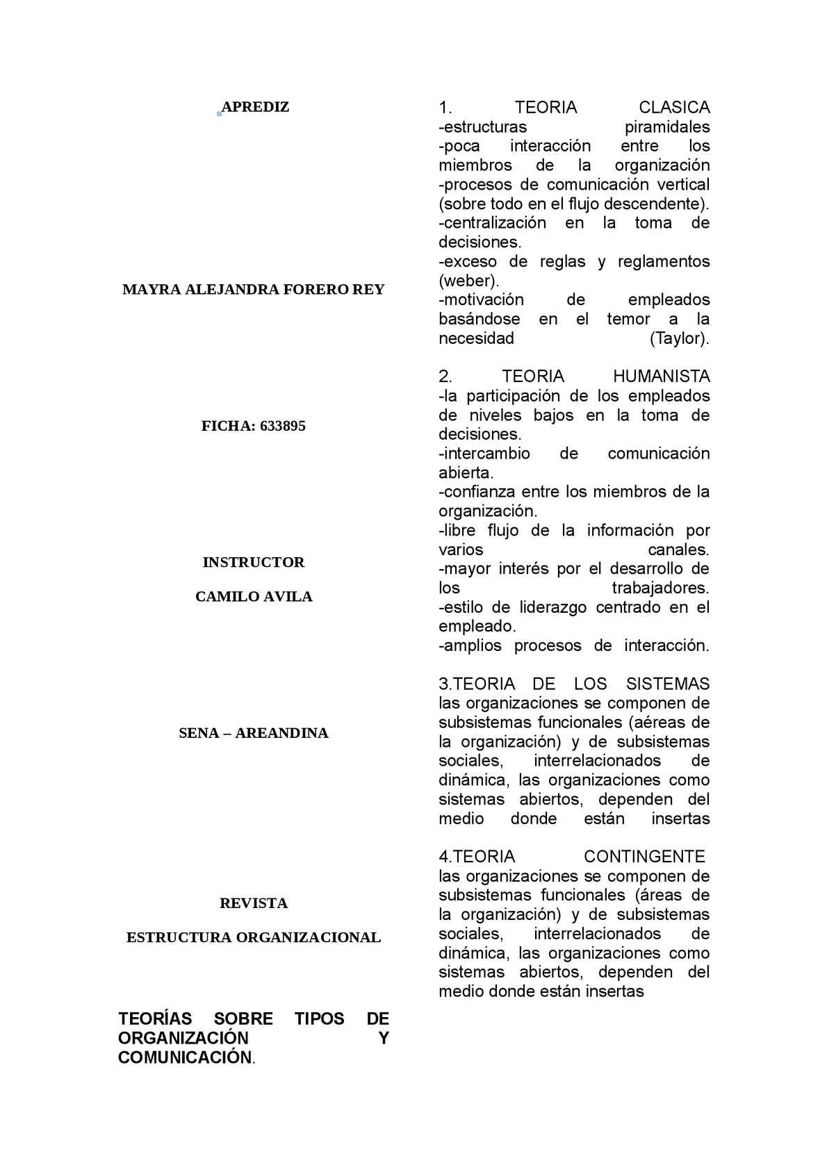 Calaméo Funcio Administrativa De Planeacion Y Control