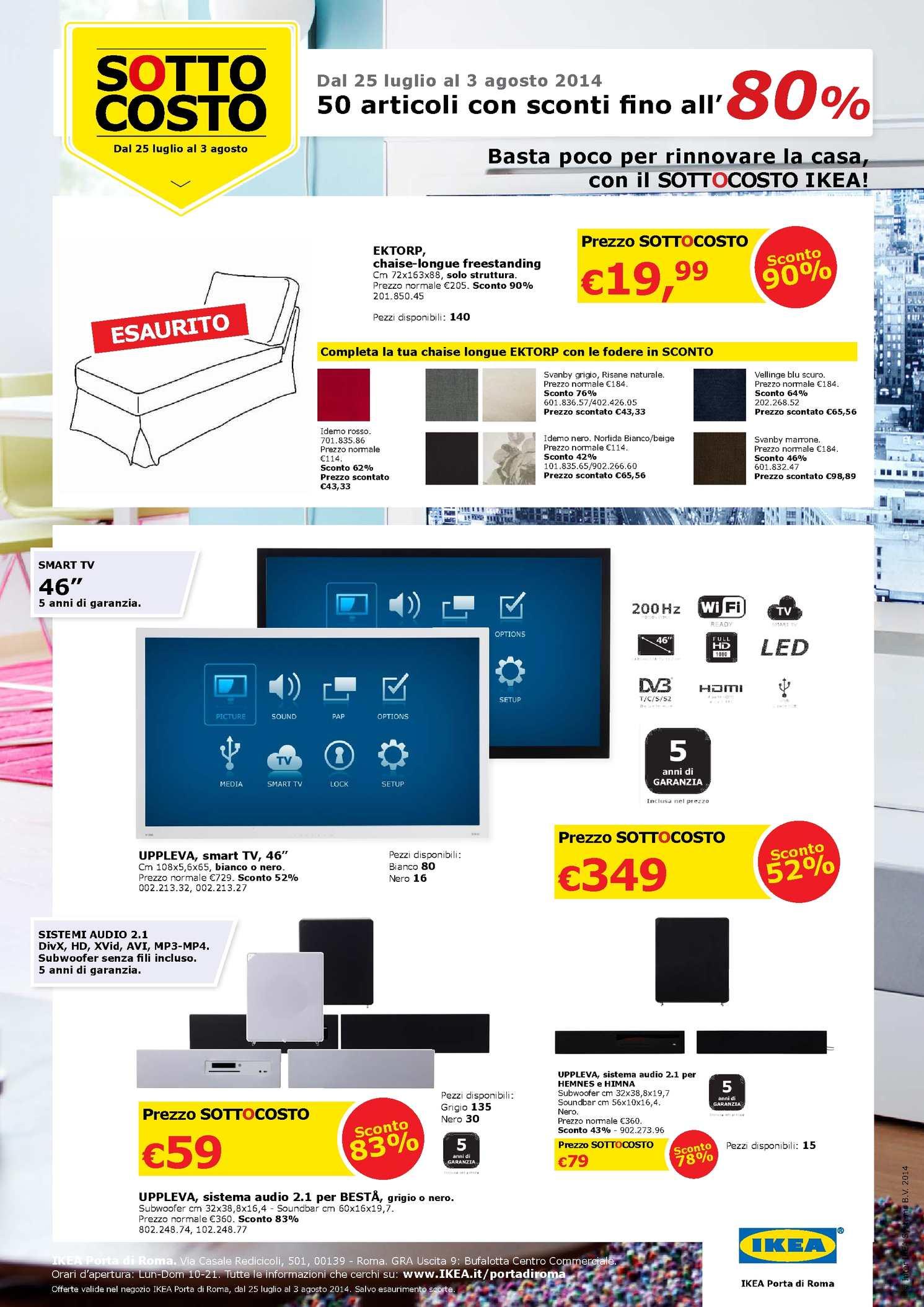 Calaméo Volantino Ikea Roma 25lug 3ago