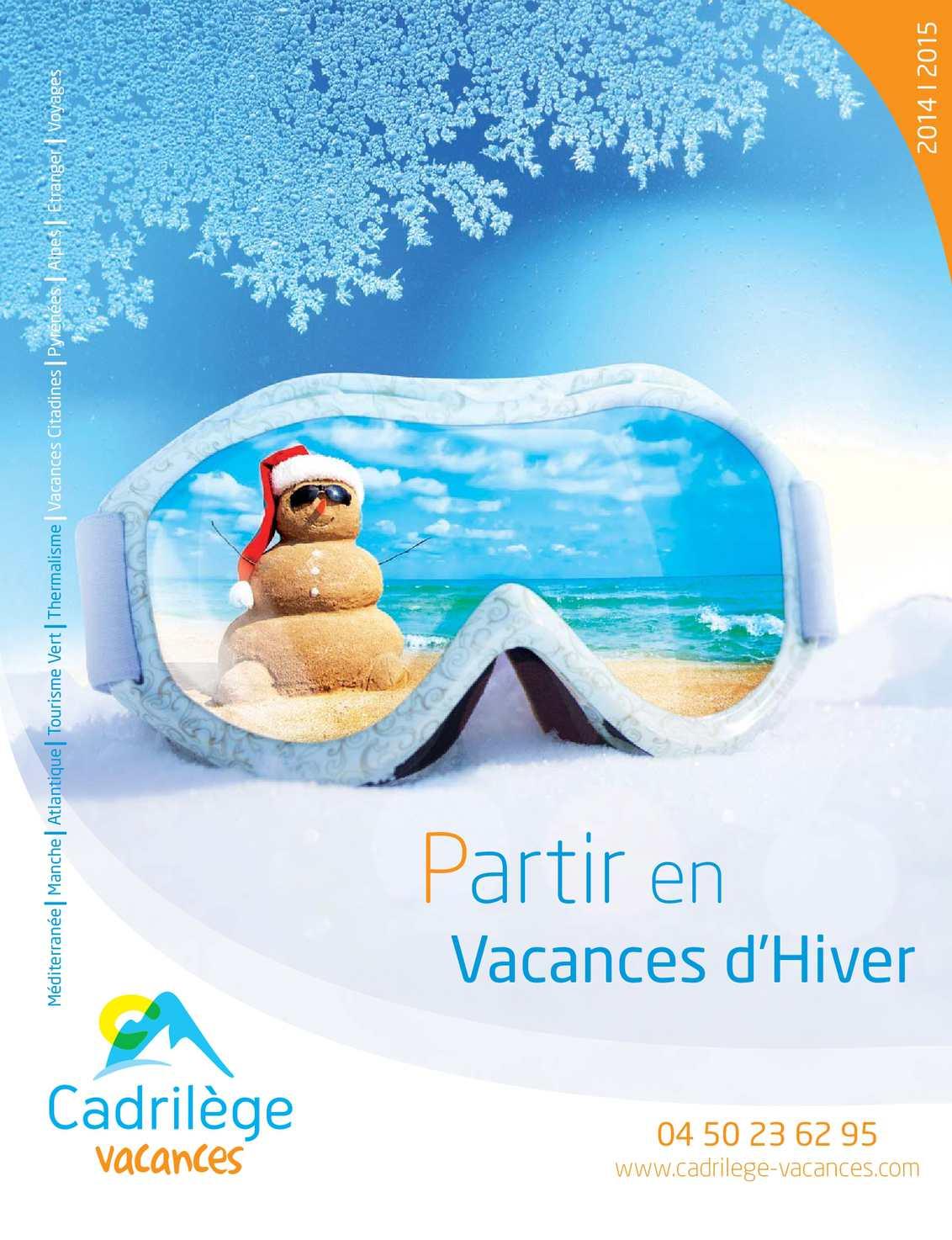 Calaméo   Feuilletez notre catalogue Vacances 40/40