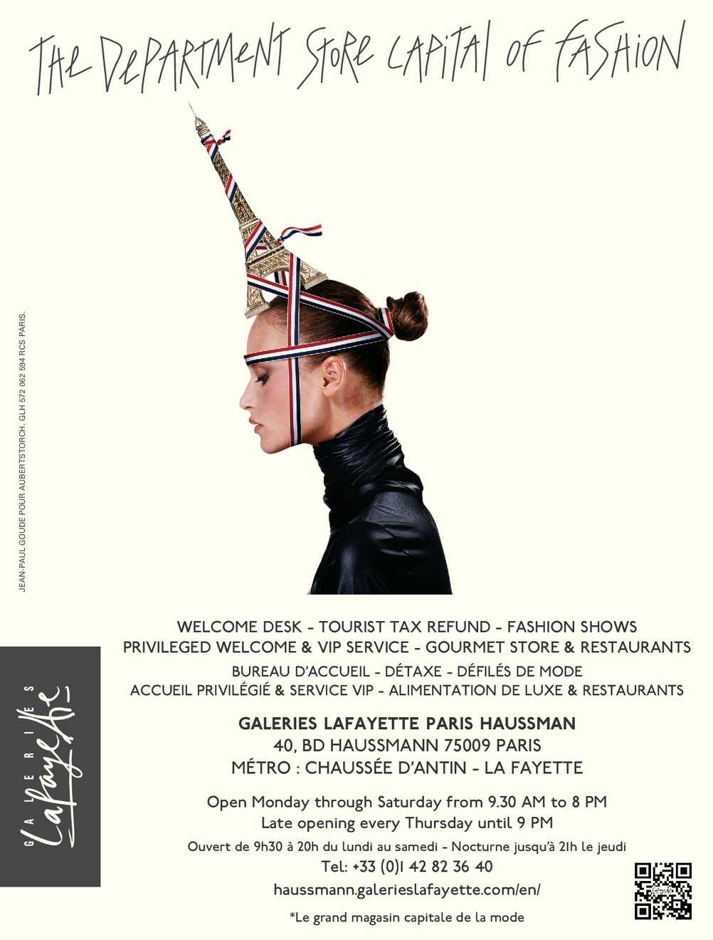 Greater Paris Magazine - Fall / Automne 2014 français anglais ...