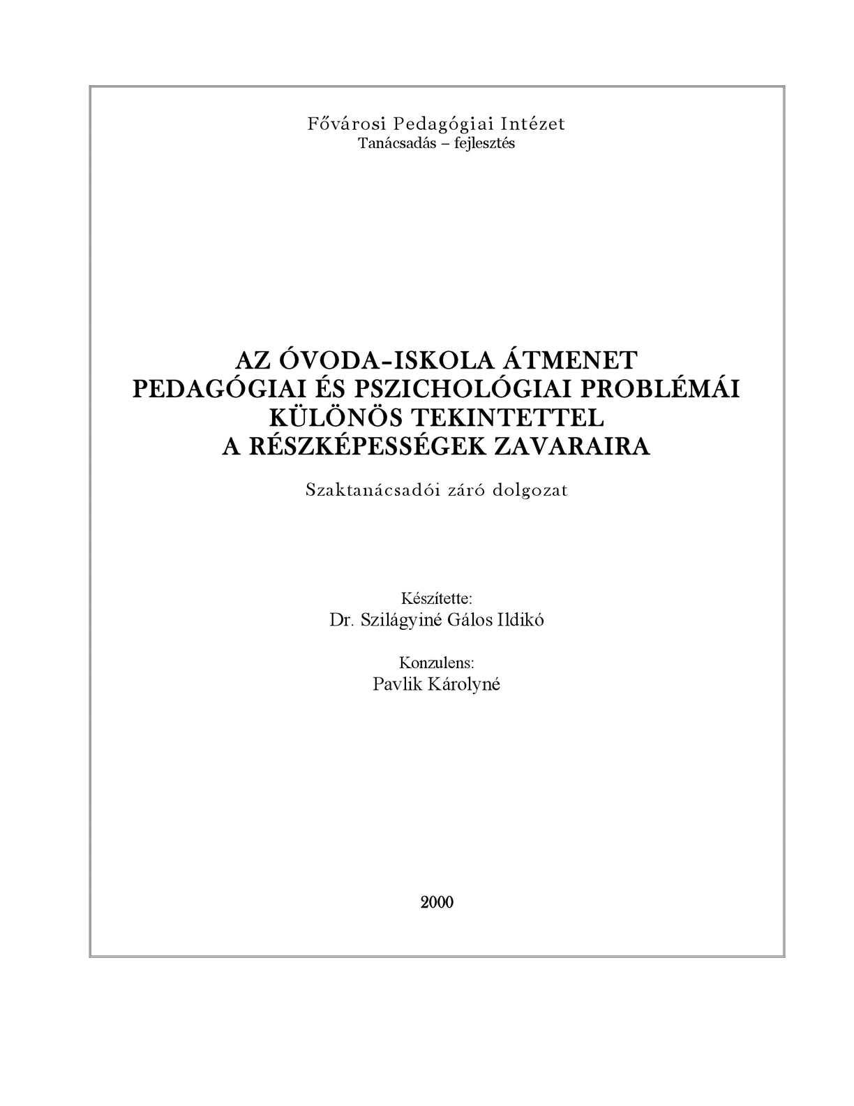 (DOC) Óvoda módszertan | lia simon - uj-uaz.hu