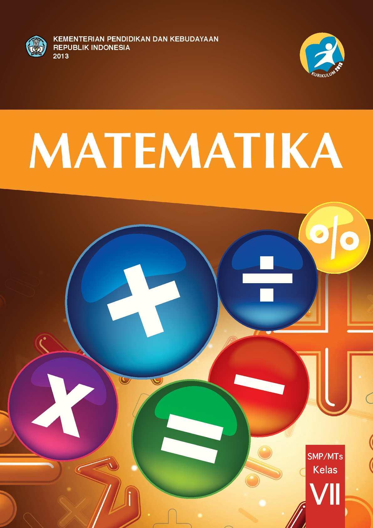 Calameo Matematika Kelas 7