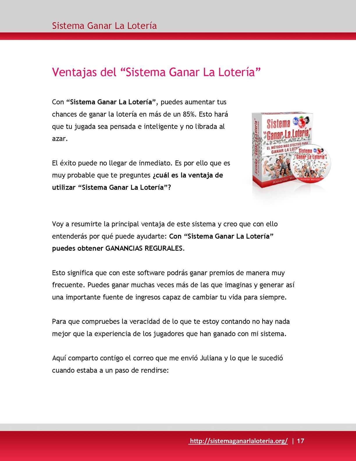 Podrás Ganar La Lotería – Cataloguing