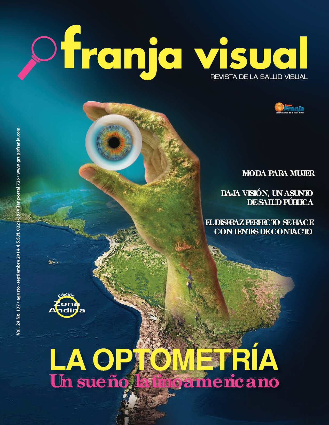 Calaméo - Franja Visual 137 768e8fa1e50