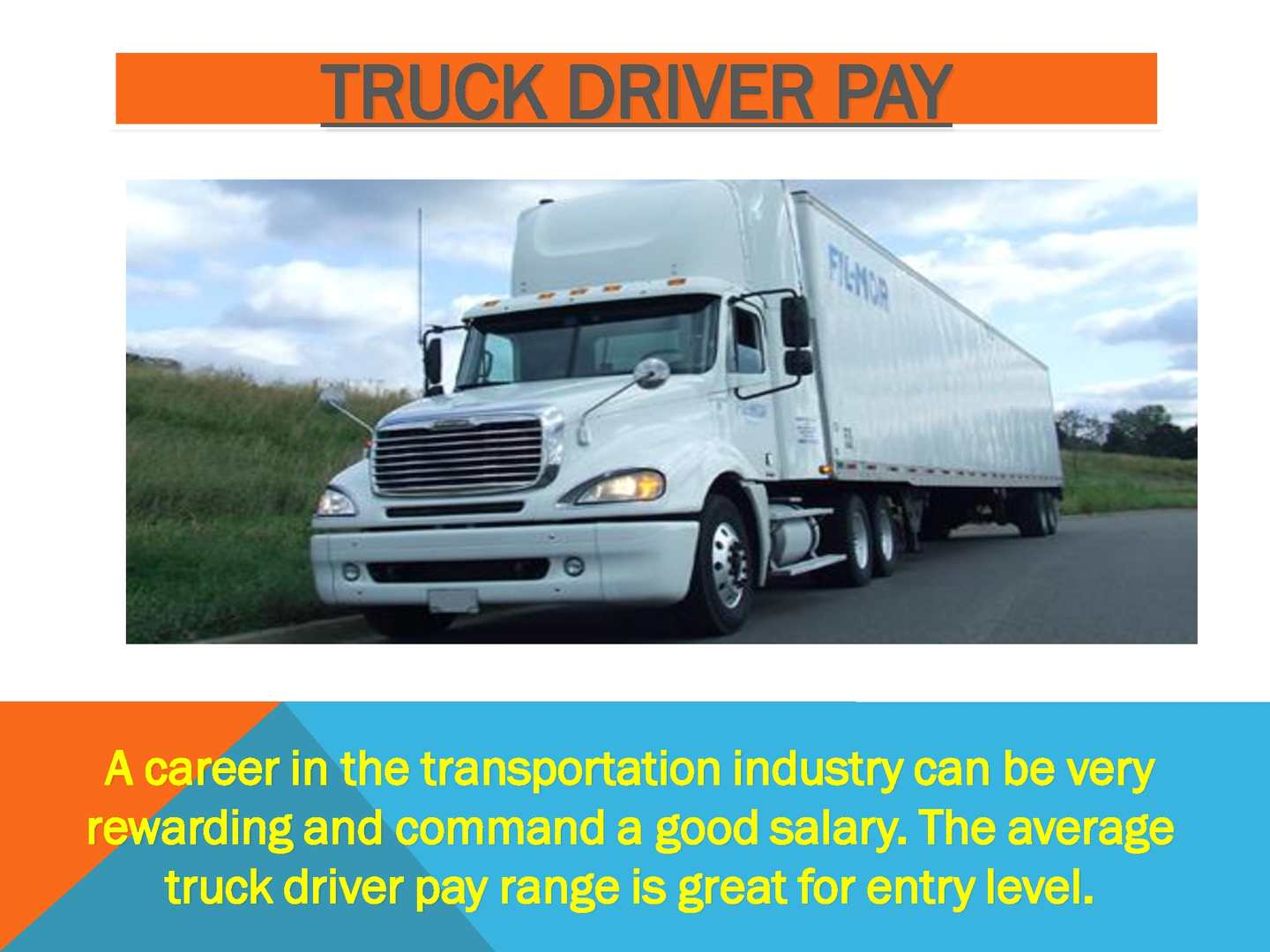 Truck Driver Salary >> Calameo Truck Driver Pay