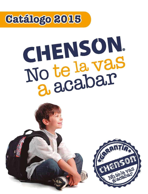 Calam o cat logo chenson colecci n 2015 for Catalogo acqua e sapone 2015