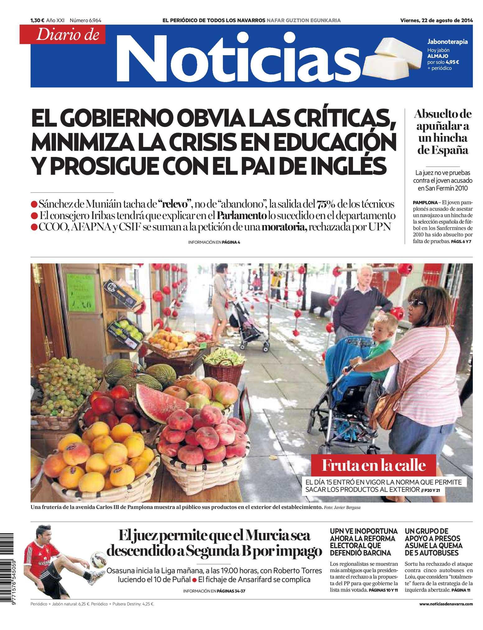 De Diario De Calaméo Noticias 20140822 Calaméo Noticias 20140822 Diario Calaméo v76fYgby
