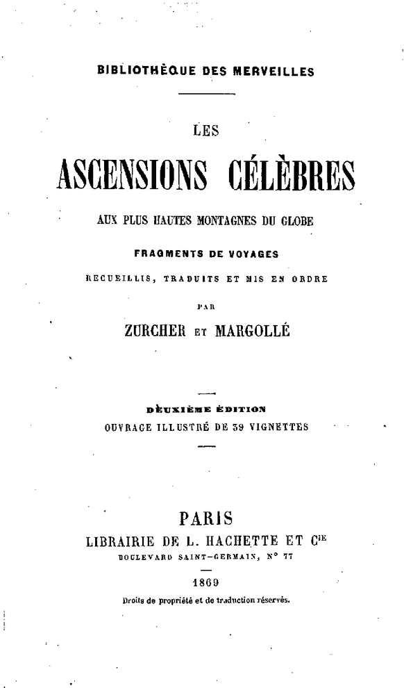 Calaméo - - 125 Les ascensions célèbres - 38f7280c315
