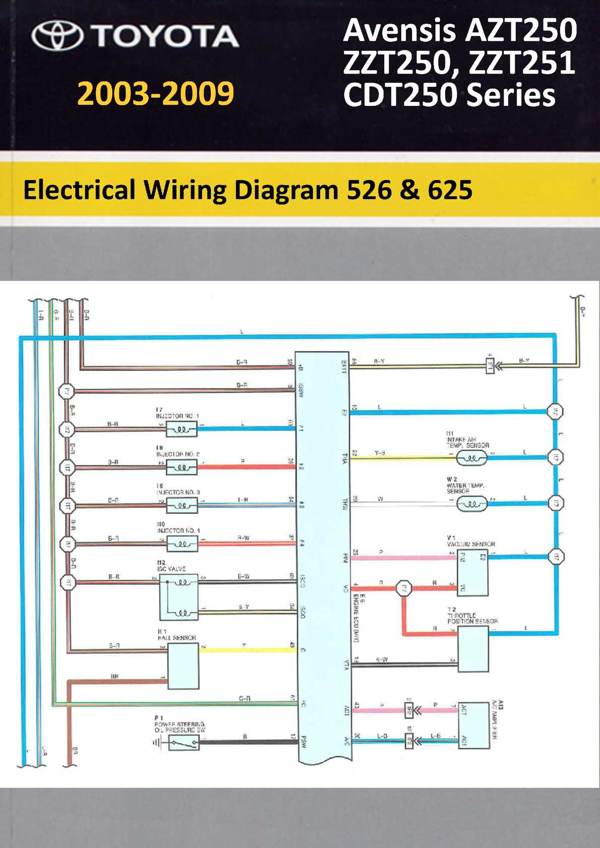 Calamo Vnxsu Avensis Ewd 2005 1 Shr Series Wiring Diagram Hot Rails