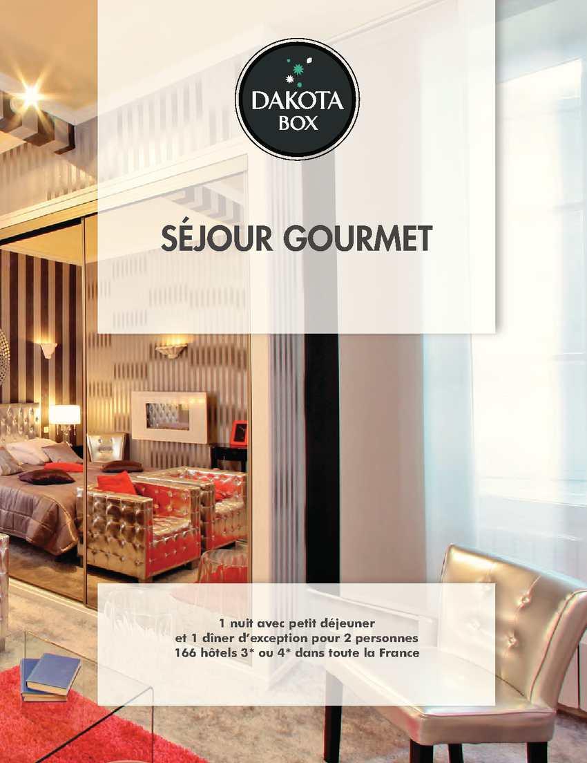 Calaméo - Dakotabox - Séjour Gourmet - Nv 2014