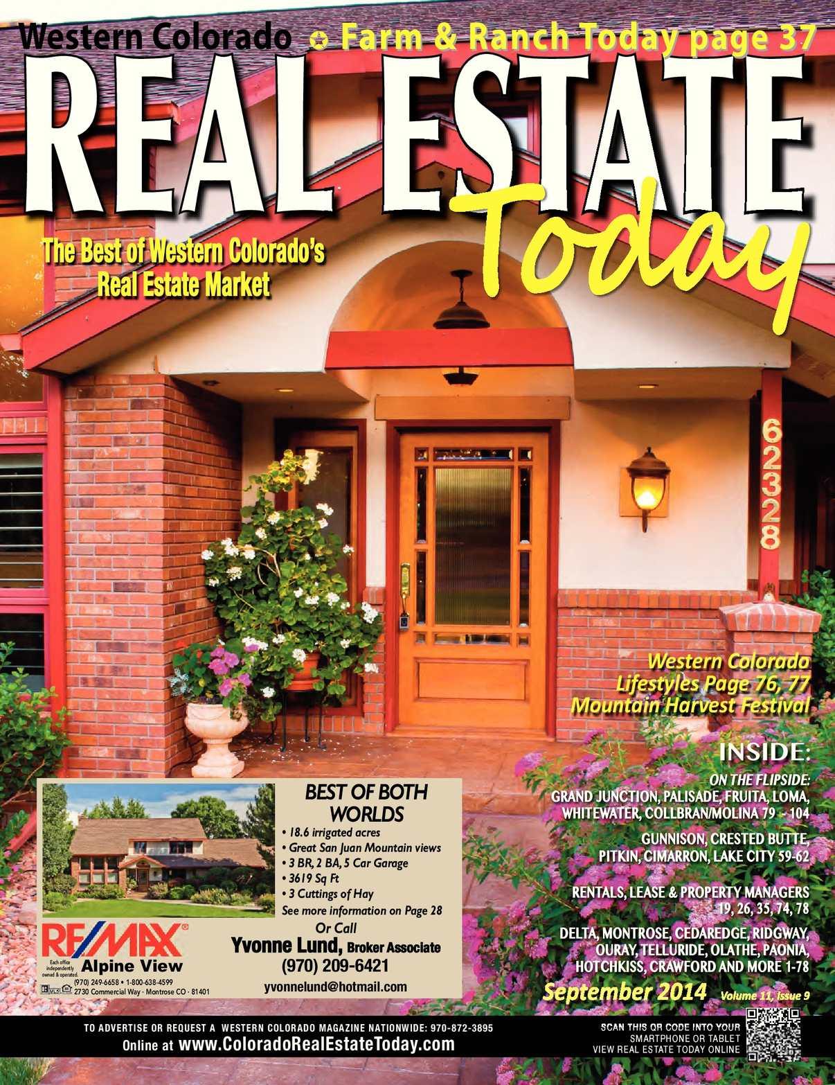 Calaméo - Colorado Real Estate Today on