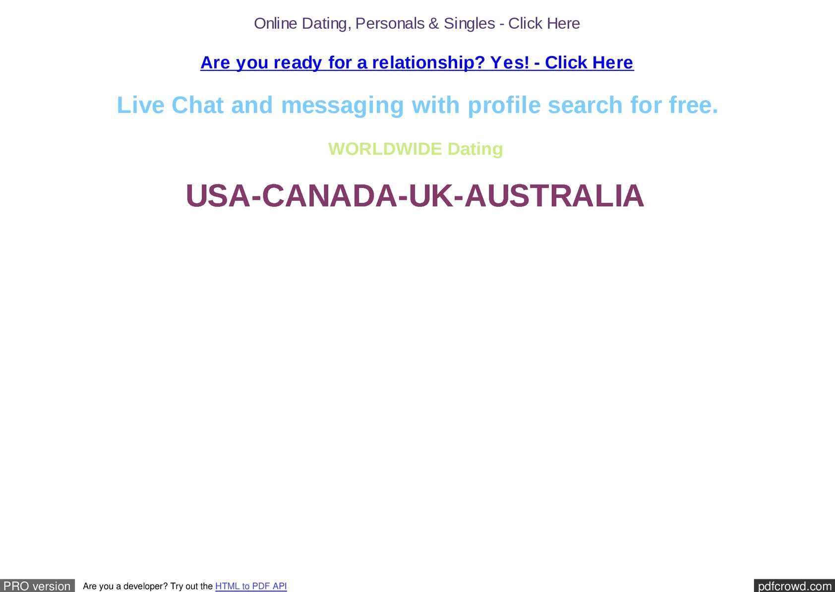 UK 100 gratis online dating
