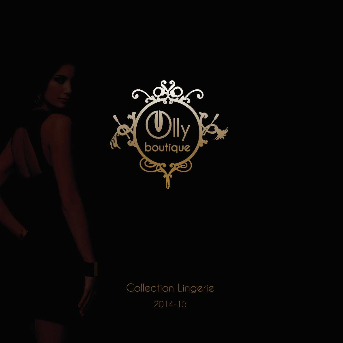 Catalogue lingerie Olly Boutique 2014-15