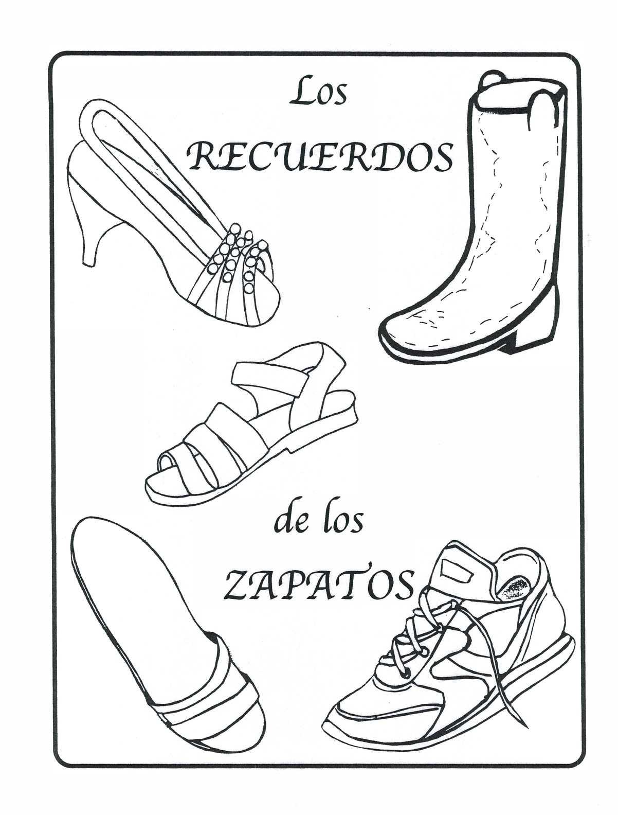 Los Recuerdos de los Zapatos