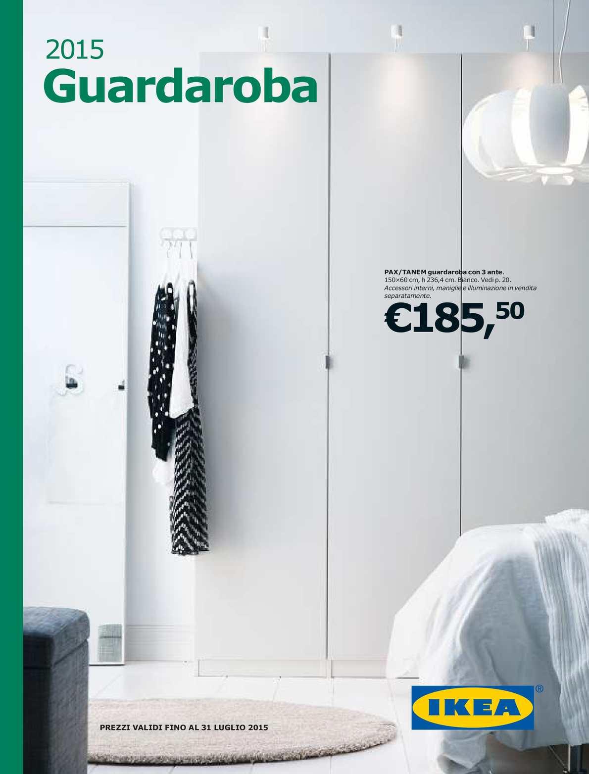 Pax Ballstad Guardaroba Angolare.Calameo Catalogo Ikea Guardaroba 14 15