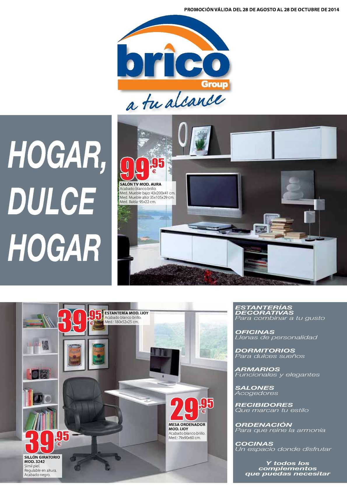 Bricogroup Folleto Kit Mueble Calaméo 2014 CoQdBeWrx