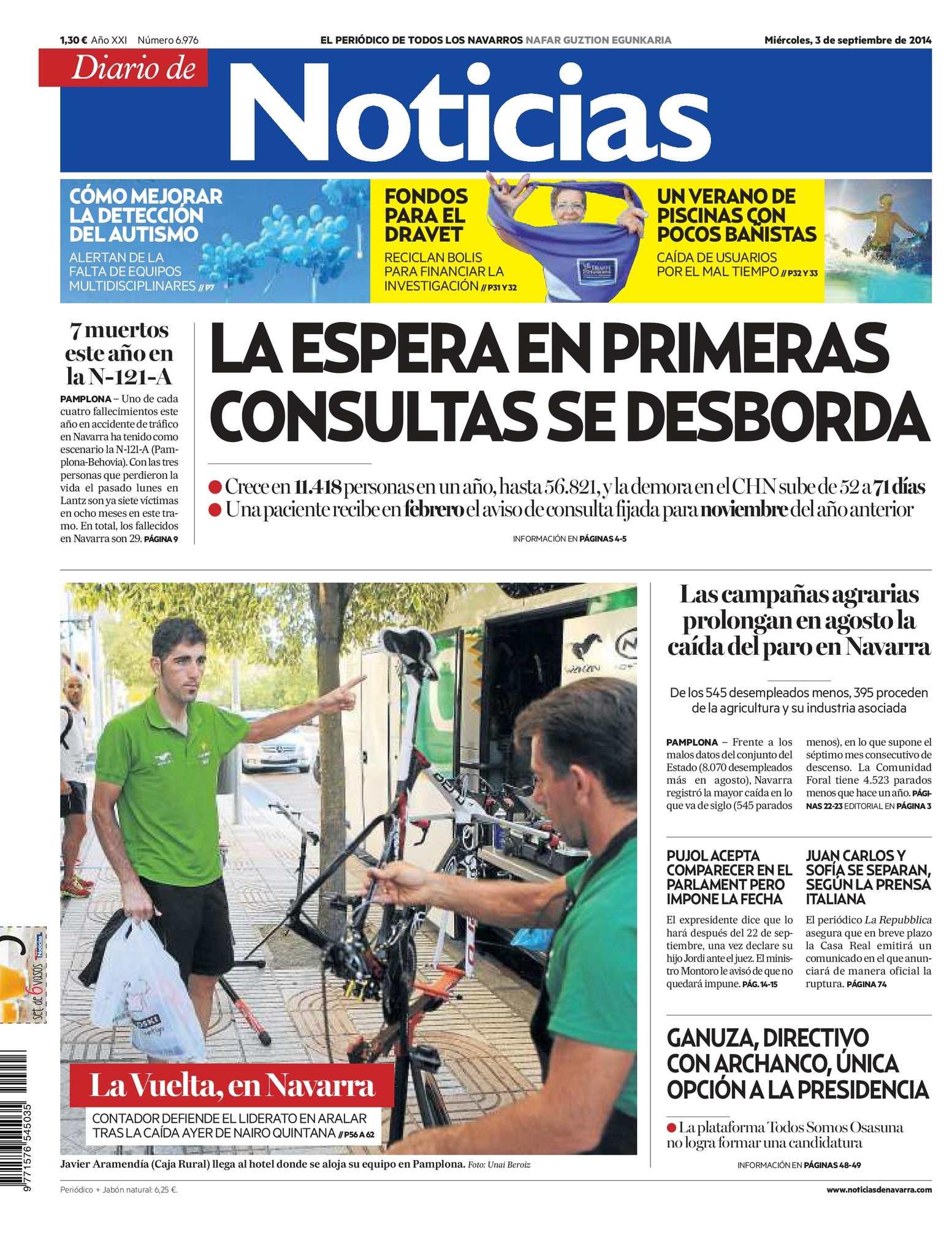 3a5800c5b183 Calaméo - Diario de Noticias 20140903