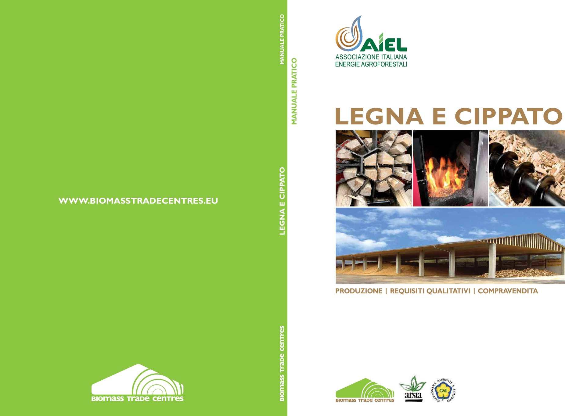 Proprietà Cenere Di Legna calaméo - manuale tecnico legna, cippato e pellet - aiel, arsia