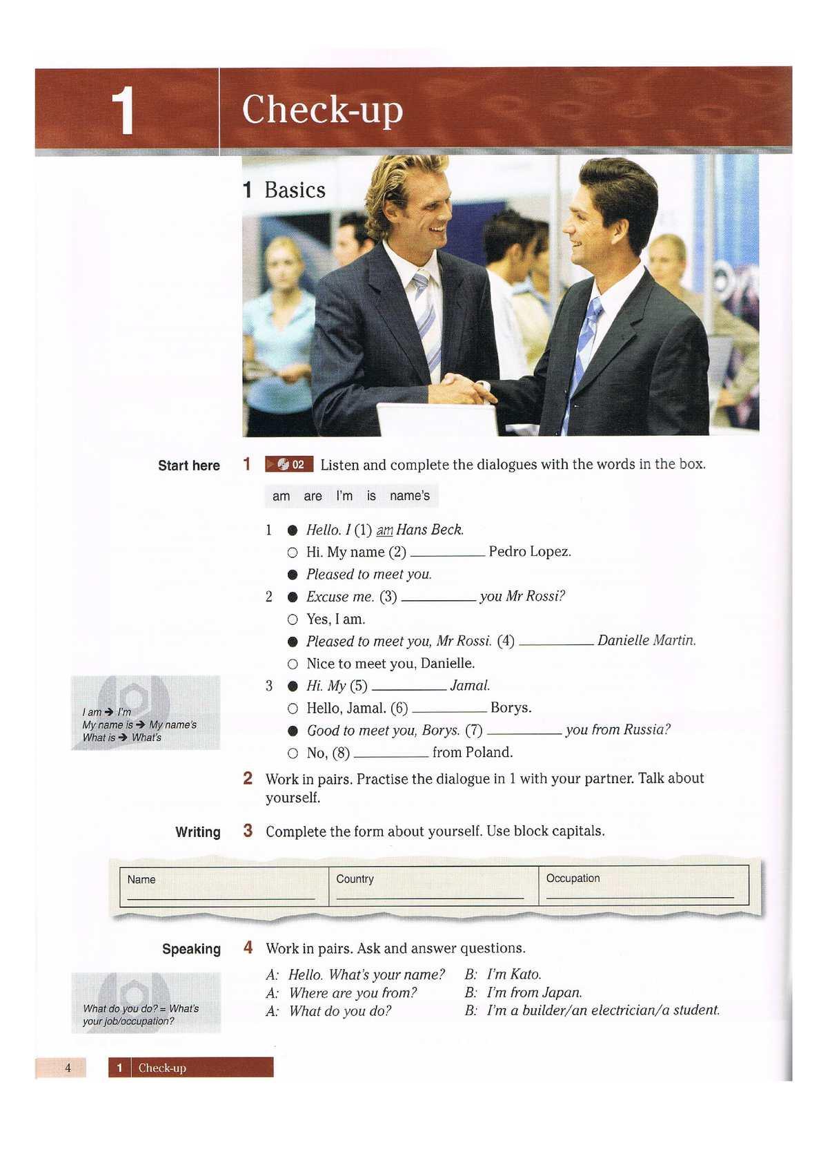 تحميل كتاب technical english 1