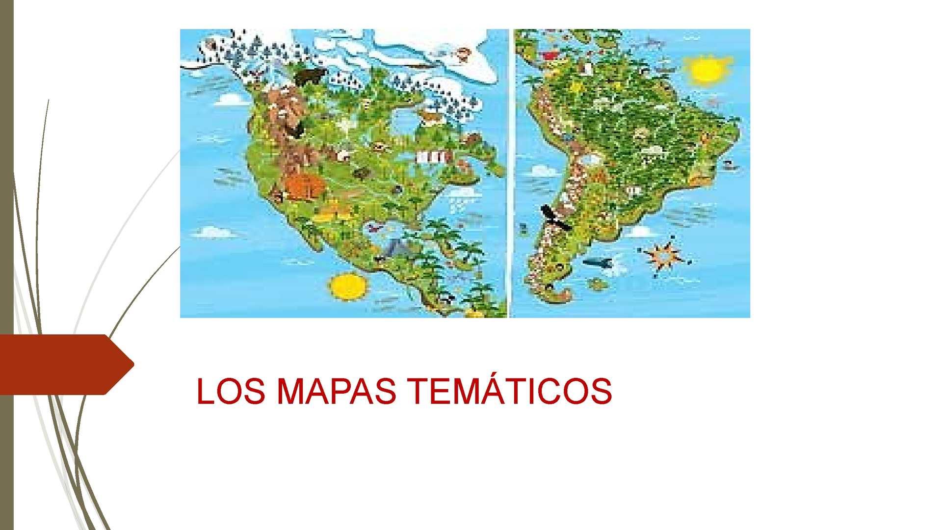 Calameo Los Mapas Tematicos