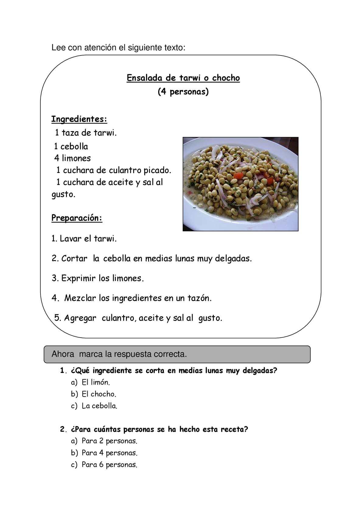 Image Result For Recetas De Cocina Cortas