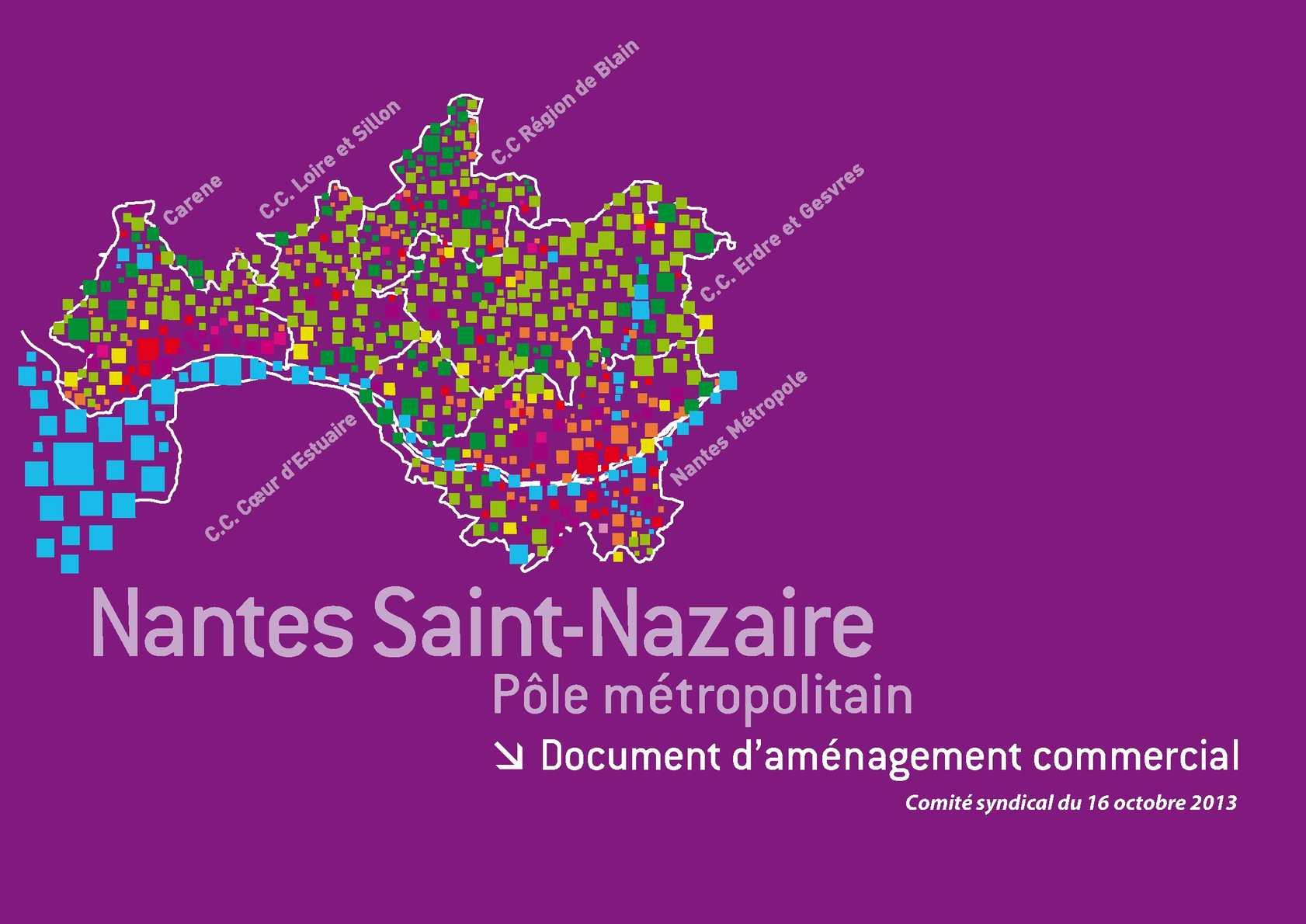 Calameo Pole Metropolitain Nantes Saint Nazaire Document D Amenagement Commercial Dac
