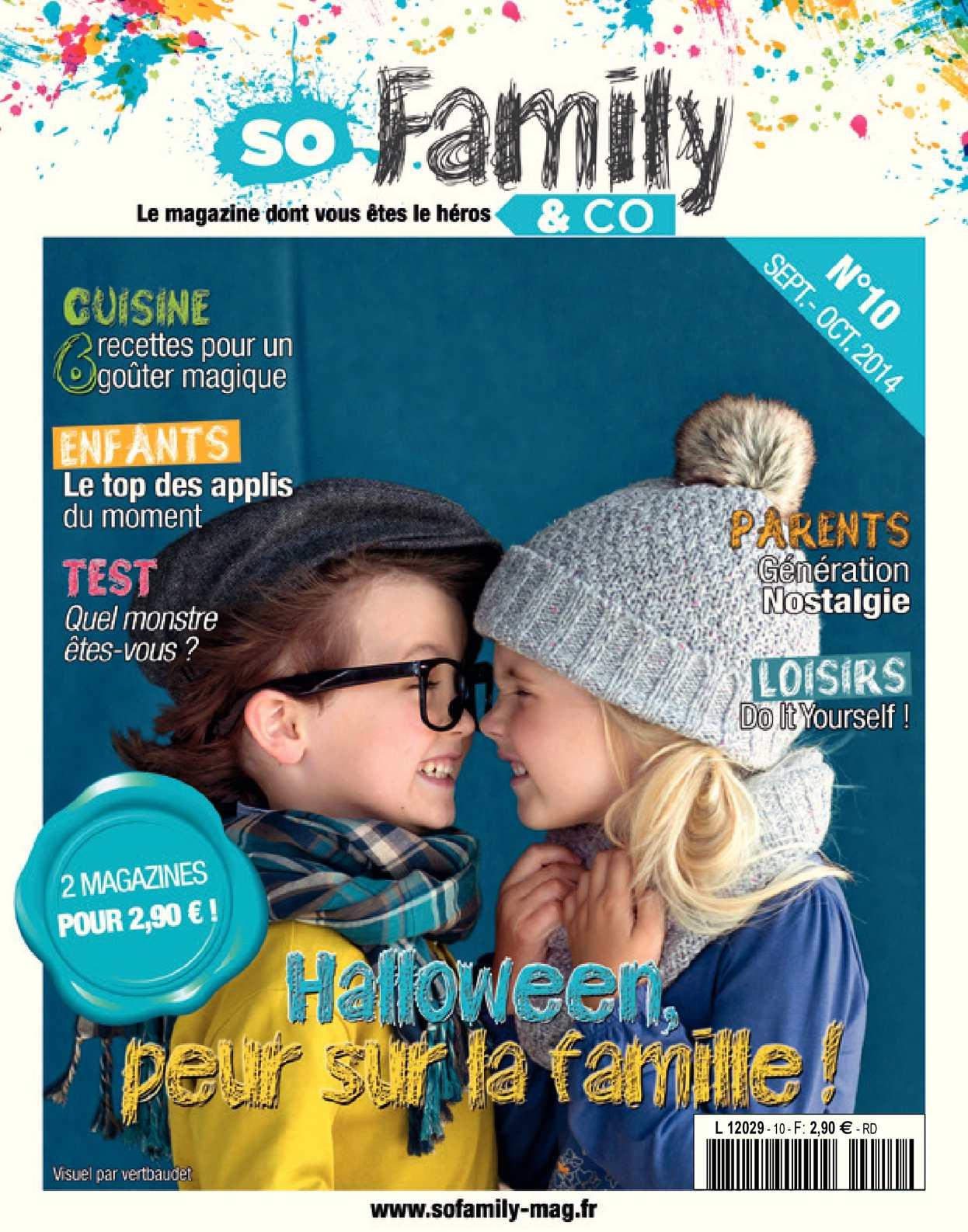 Calaméo - So Family N°10