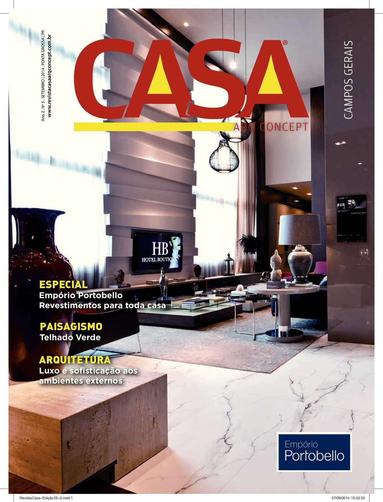 Calaméo - Revista Casa Arq Concept  4 cc8174f180756