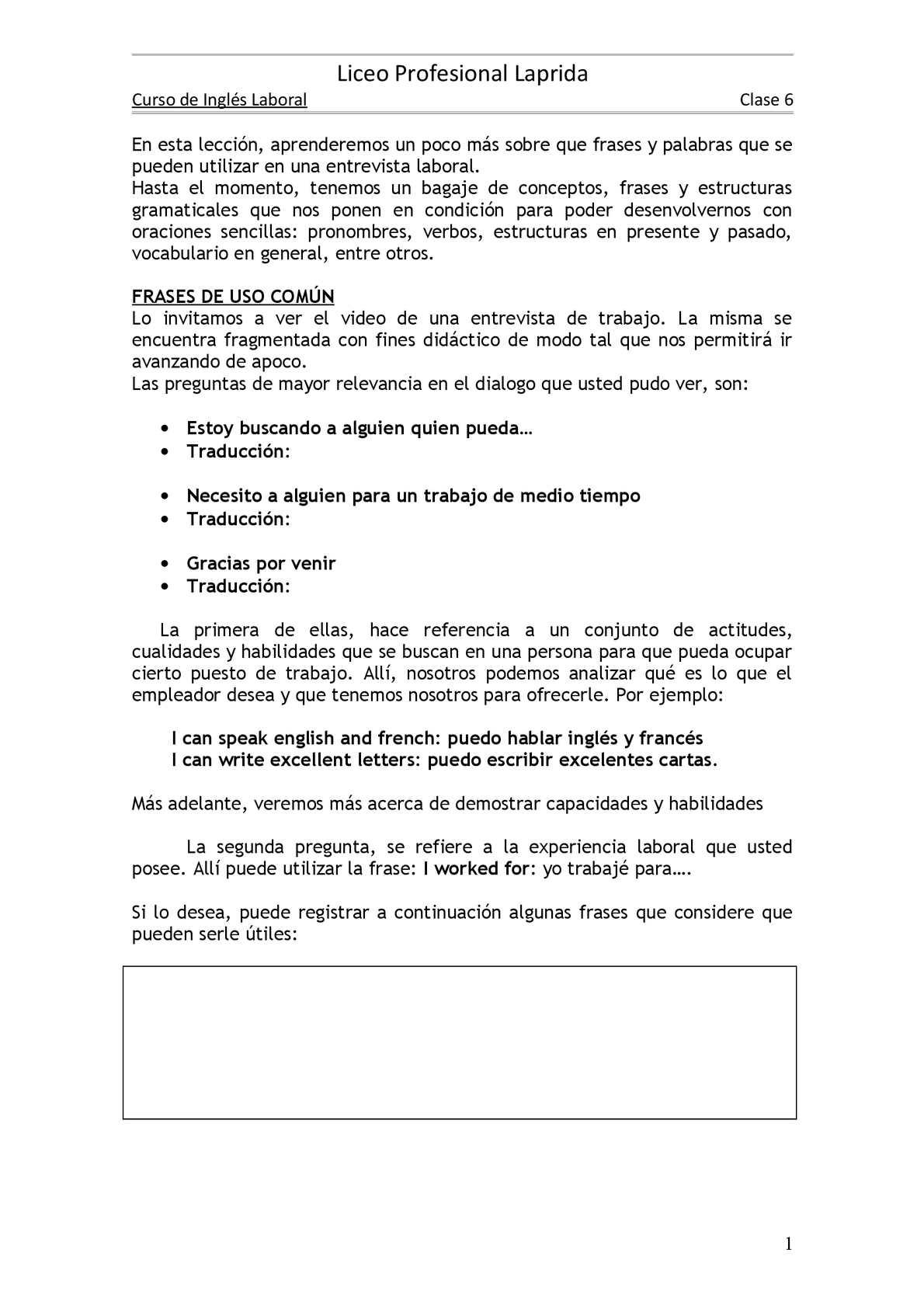 Calaméo Clase 6