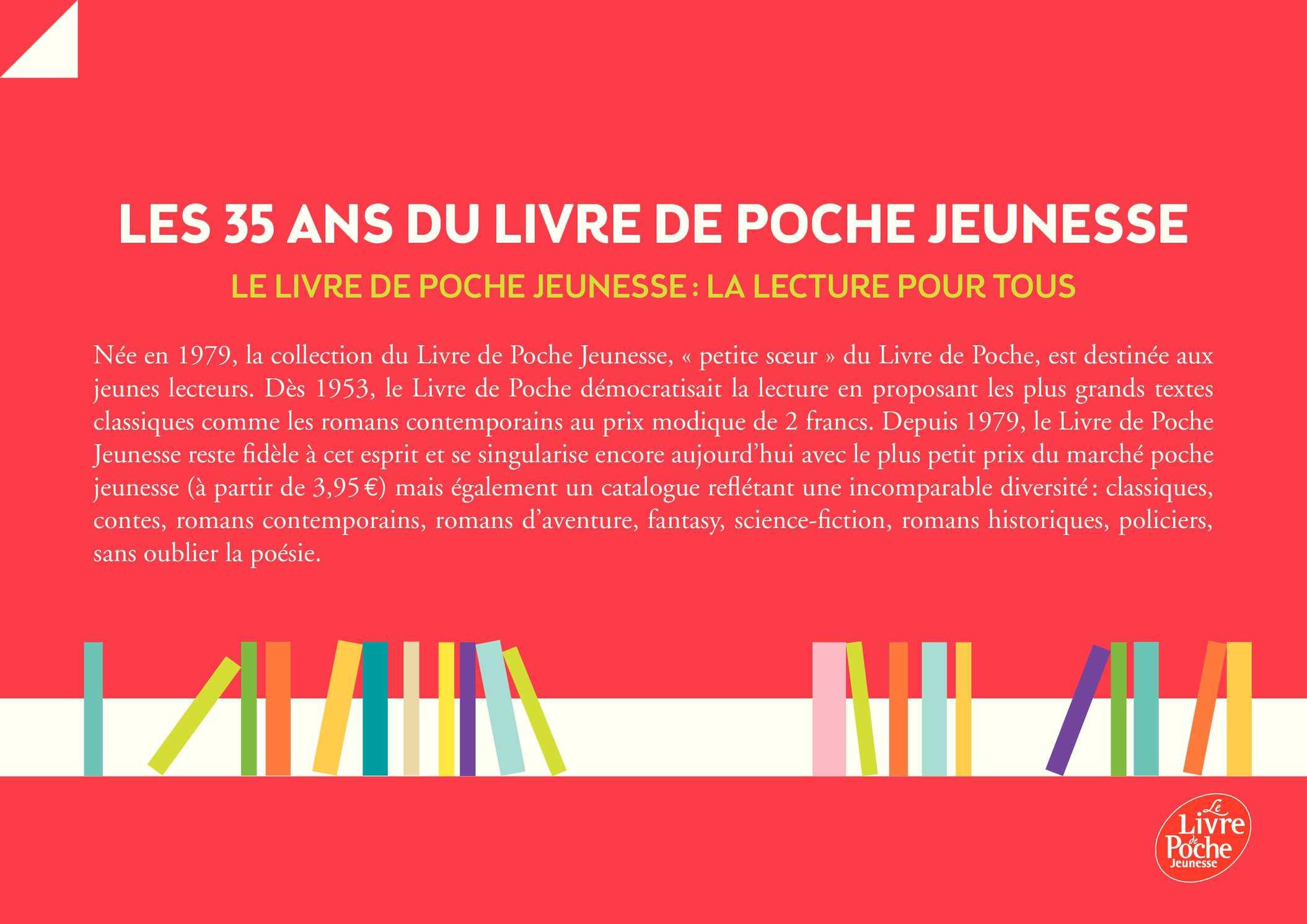 Calameo Les 35 Ans Du Livre De Poche Jeunesse