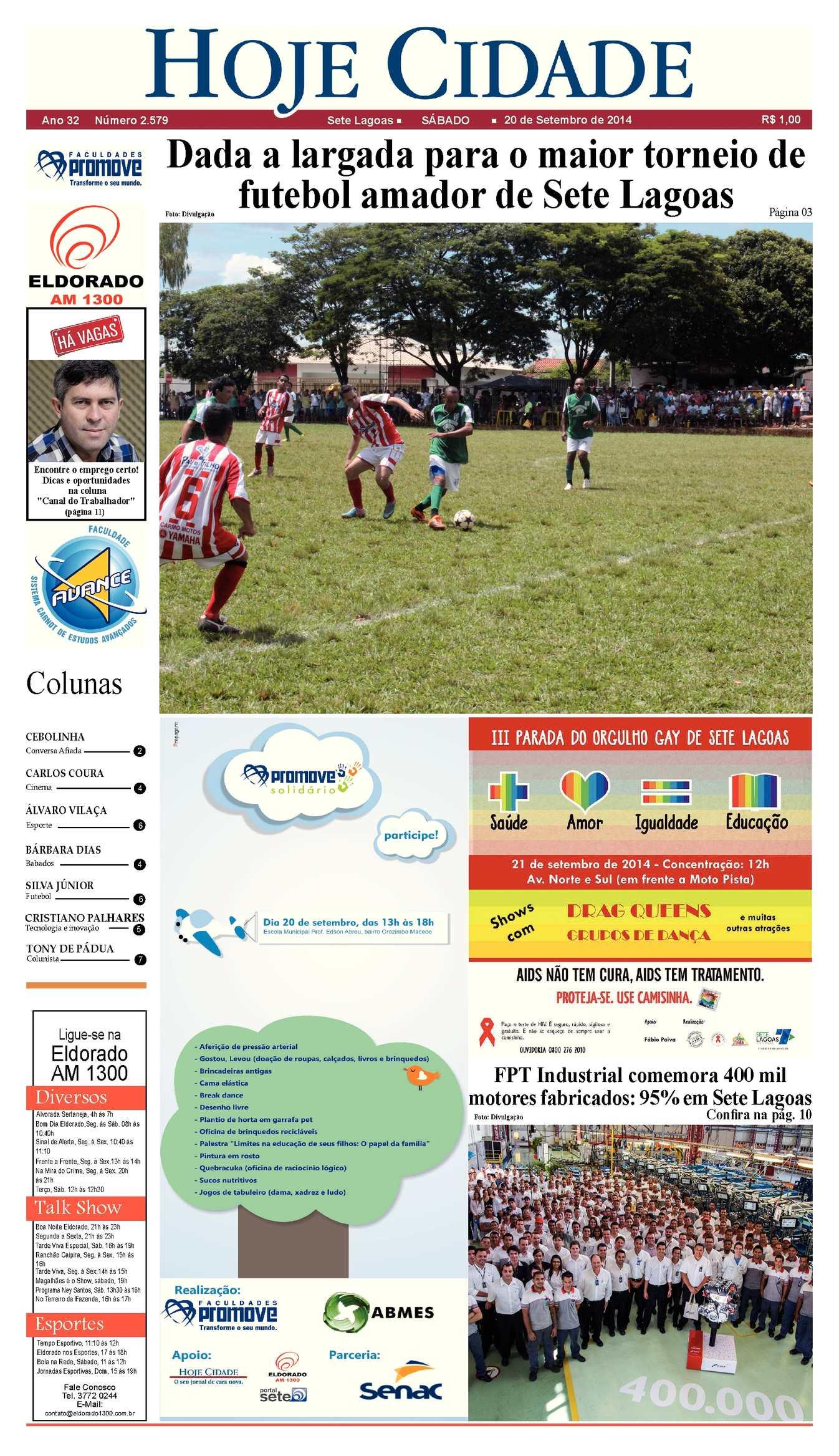 Calaméo - jornal 20-09-2014 4e203dc539457