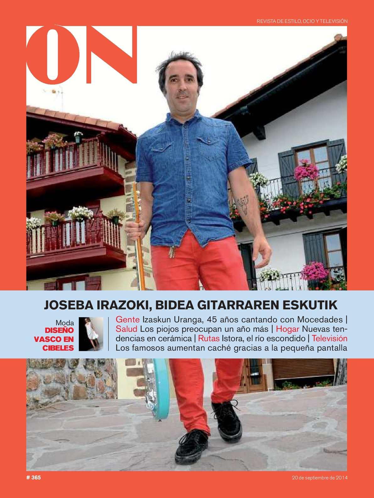 Calaméo - ON Revista de Ocio y Estilo 20140920 fc47682ff5fc