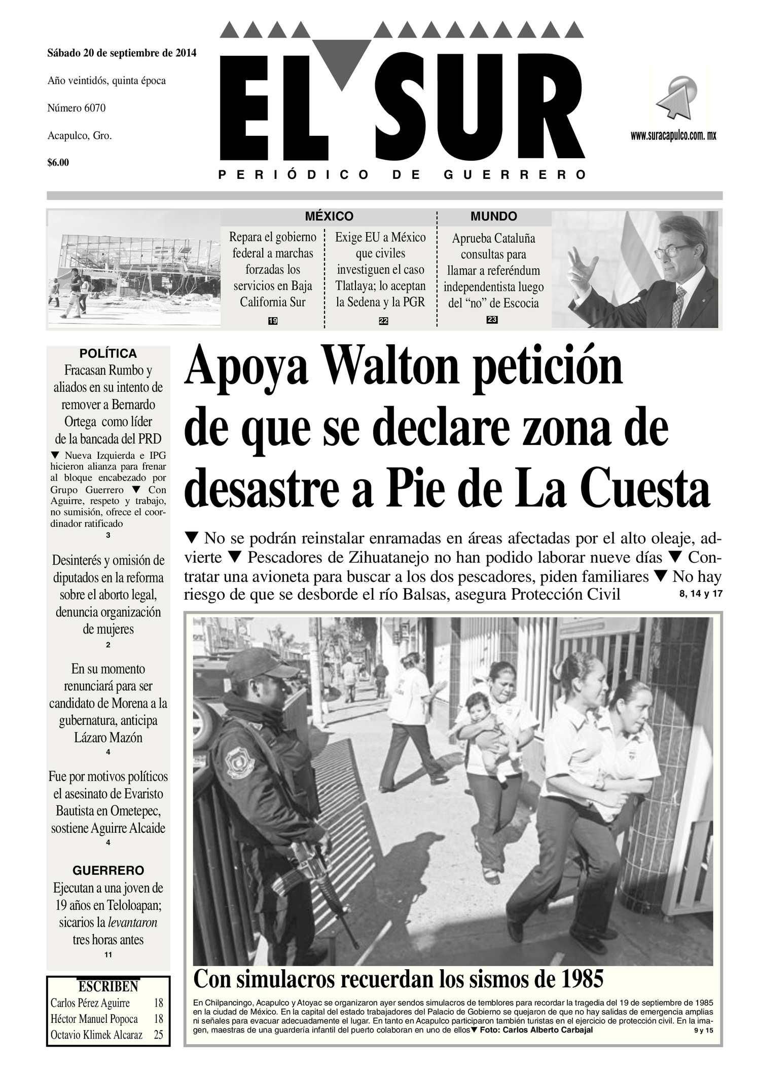 Calaméo - El Sur Sábado 20092014.pdf 44dd1c6d6a320