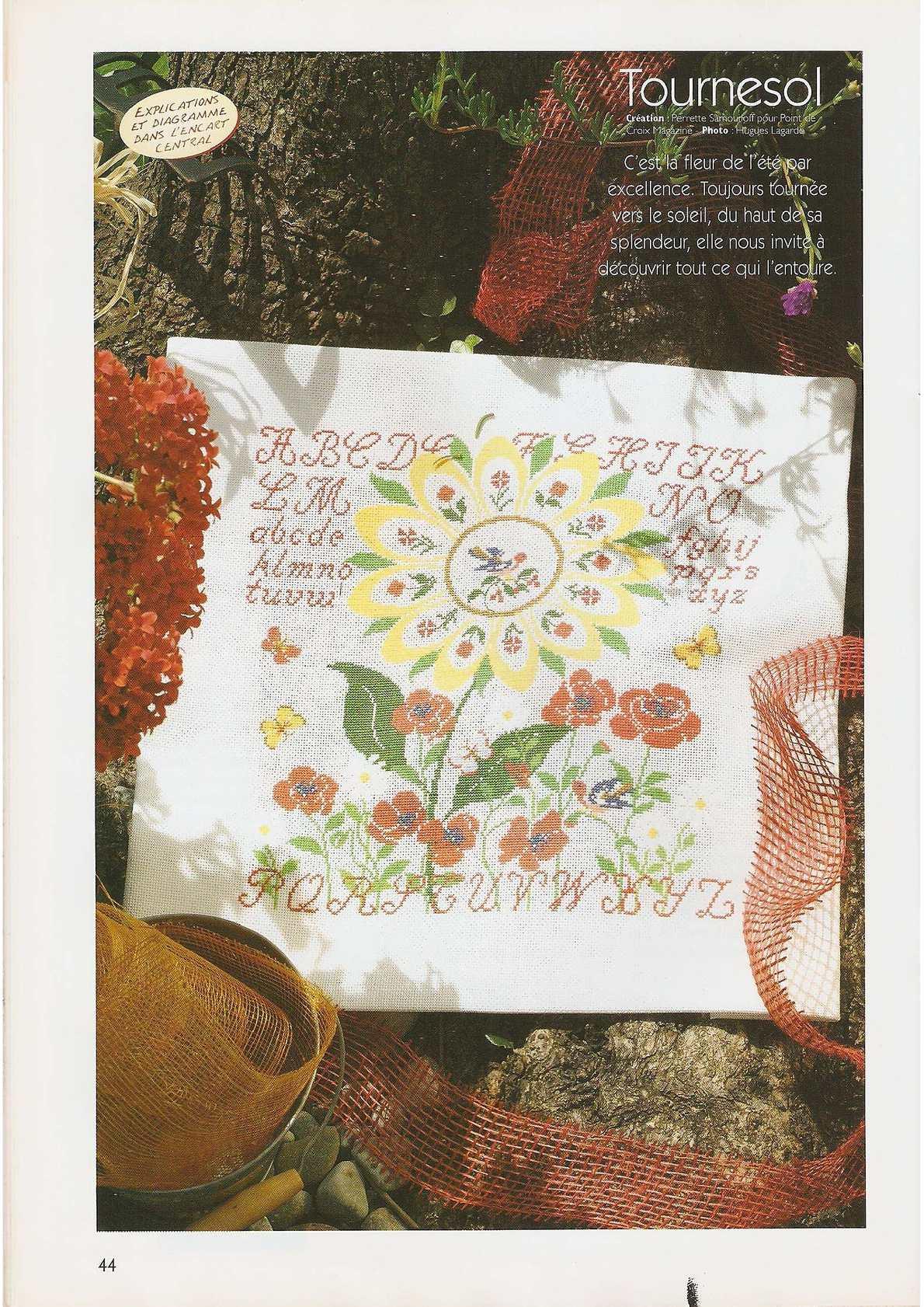 L Art Du Point De Croix point de croix magazine 2007 50 - calameo downloader