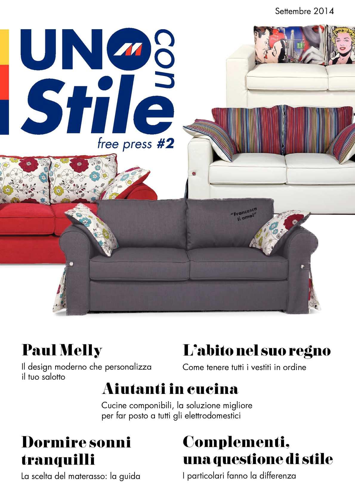Calaméo - Magazine Mercatone Uno settembre